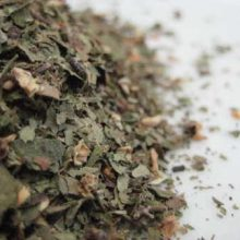 hawthorn leaves - copyright d hugonin