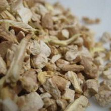 ashwagandha root cut