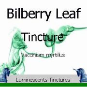 bilberry-leaf-tincture-label