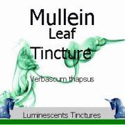mullein-leaf-tincture-label