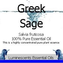 greek-sage-essential-oil-label