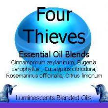 Four Thieves Copyright D Hugonin