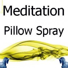 Meditation Pillow Spray
