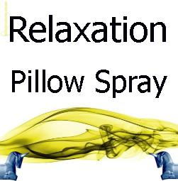 Relaxation Pillow Spray