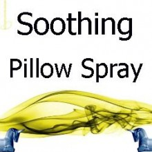 Soothing Pillow Spray