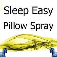 Sleep Easy Pillow Spray