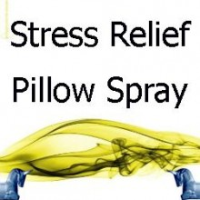 stress relief Pillow Spray