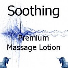 Soothing Premium Massage Lotion