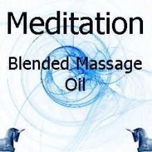 Meditation Massage Oil 02