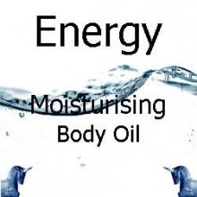 Energy Moisturising Body Oil