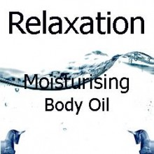 Relaxation Moisturising Body Oil