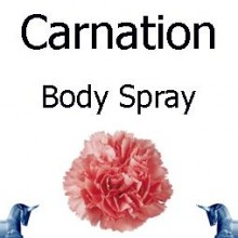 Carnation Body Spray
