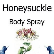 Honeysuckle Body Spray