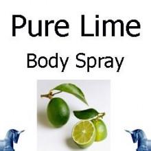 Pure Lime body Spray