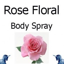Rose Floral Body Spray