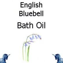 english bluebell Bath Oil