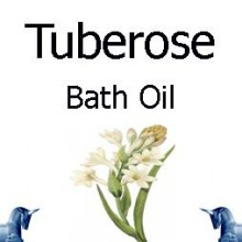 Tuberose Bath Oil