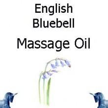 english bluebell Massage Oil