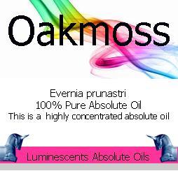how to make oakmoss absolute