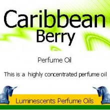 Caribbean Berry Perfume Oil