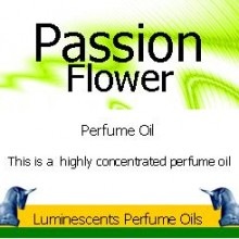 passion flower perfume oil
