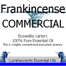 Frankincense Commercial