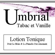 umbrial body lotion