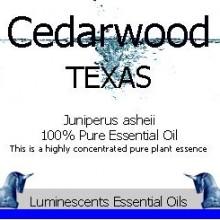 cedarwood texas essential oil