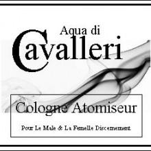 Aqua di cavalleri - cologne