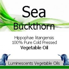 sea buckthorn cold pressed oil