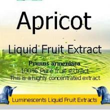 Apricot Liquid Fruit Extract