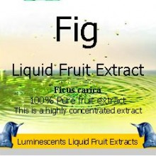 Fig Liquid Fruit Extract