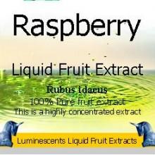 raspberry liquid fruit extract