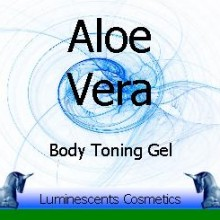 Aloe Vera Body Toning Gel