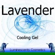 lavender cooling gel