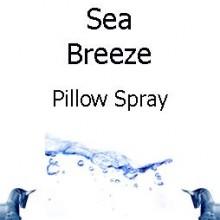 sea breeze pillow spray