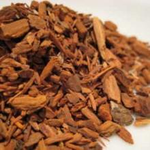 red cinchona bark