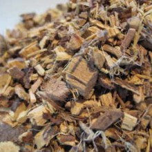 cut liquorice root