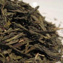 China-Green-Sencha-leaves