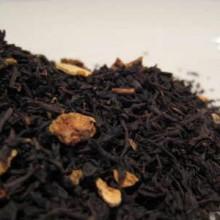 lemon flavoured black tea leaves