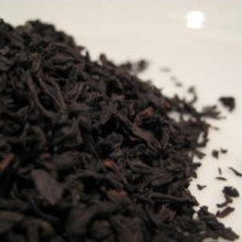 Formosa-Lapsang-Souchong leaves