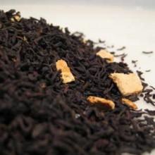 orange flavoured tea leaves