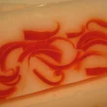 Mimosa soap bar