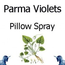 Parma Violets pillow Spray