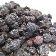 dried bilberry