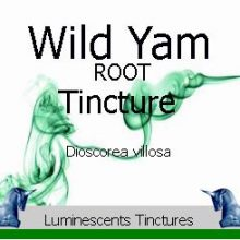 wild-yam-root-tincture-label