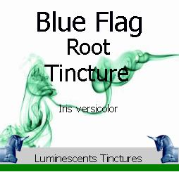 blue-flag-root-tincture-label