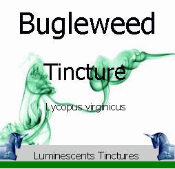 bugleweed-tincture-label