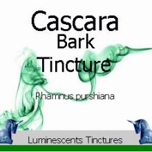 cascara-bark-tincture-label