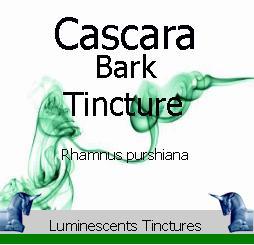 cascara-bark-tincture-label